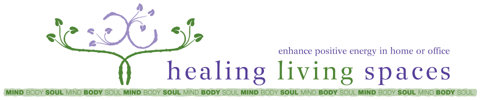 healing living spaces.